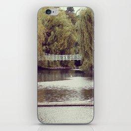 Park Bridge iPhone Skin