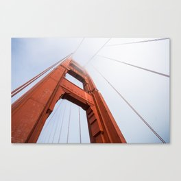 The Golden Gate Bridge Canvas Print