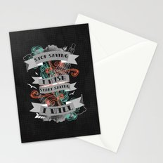 Stop Saying I Wish... Stationery Cards