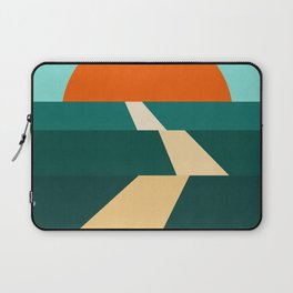 Abstract landscape XIII Laptop Sleeve