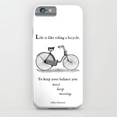 You Must Keep Moving Slim Case iPhone 6s