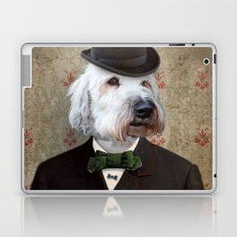 Sir Kansas - Wheaten Terrier Laptop & iPad Skin