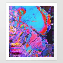 Computerlove Art Print