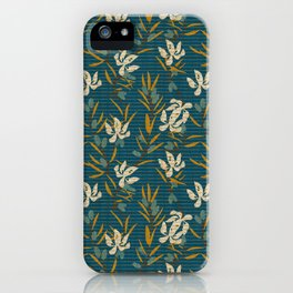 KALI OLIVE iPhone Case