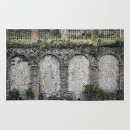 Albaicin Arches (Granada) Rug