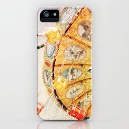 Sea Swings... iPhone Case