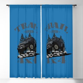 Trail Rated (Black) Blackout Curtain