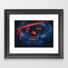 Chewy Framed Art Print