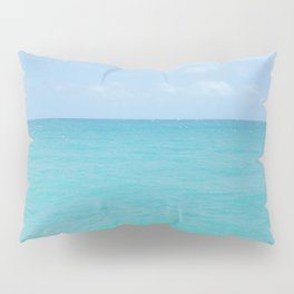 Above the sea Pillow Sham
