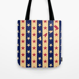 Stripes of Hope Tote Bag