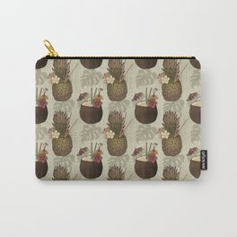 Pineapple Pina Coladas Carry-All Pouch