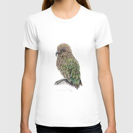 New Zealand Kea T-shirt