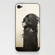 Unusual Encounter iPhone & iPod Skin