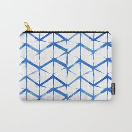 Shibori Carry-All Pouch