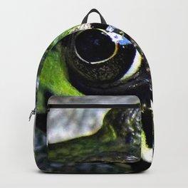 Frog Face Backpack