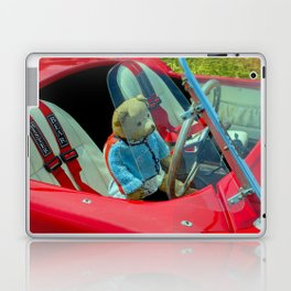 BEARY NICE CAR Laptop & iPad Skin