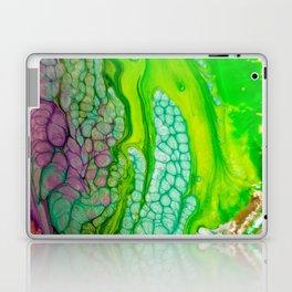 Histology of Abstract Laptop & iPad Skin