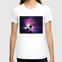 universe T-shirts featuring Universe by Lunzury