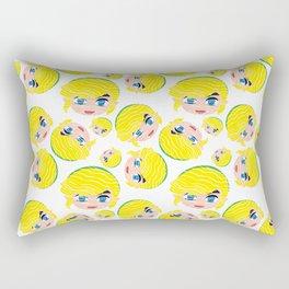 Link cartoon interpretation Rectangular Pillow