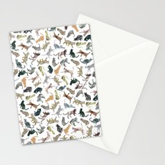 Nature Cats Stationery Cards