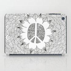 Peace Doodle iPad Case
