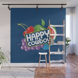 Jolly Ranchers Are Just Happy Cowboys Wall Mural
