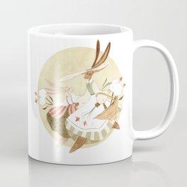 Flowers with Mom Coffee Mug