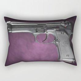 Beretta 92 Rectangular Pillow