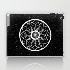 Cosmic Mandala Laptop & iPad Skin