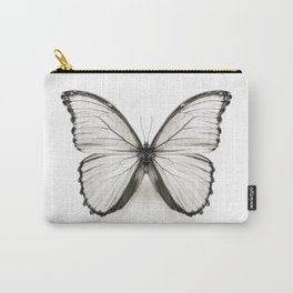 Mono Morpho Butterfly Carry-All Pouch