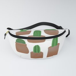 Rustic Cactis Fanny Pack