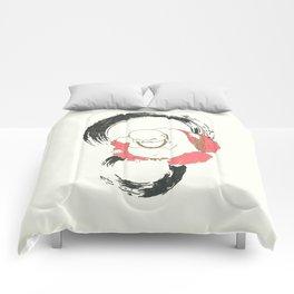 Enso Buddha Comforters