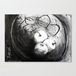 Bowl Canvas Print