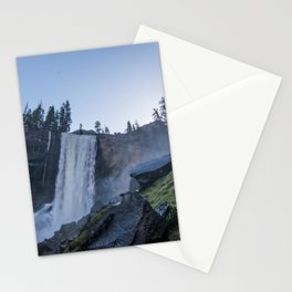 Vernal Falls, Yosemite National Park Stationery Cards