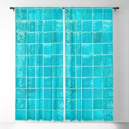 Swimming Pool Blackout Curtain