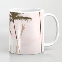 Beach Spring Break Coffee Mug