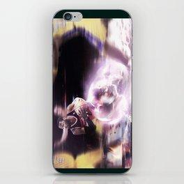 JOHNNY HERMES iPhone Skin