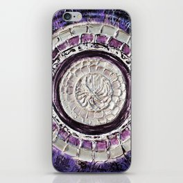 """""""Eye of the abyss"""" iPhone Skin"""
