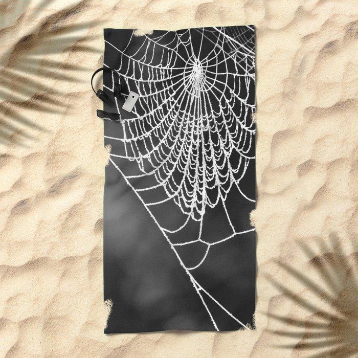 FROZEN WEB Beach Towel