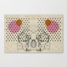 HotDOT Canvas Print