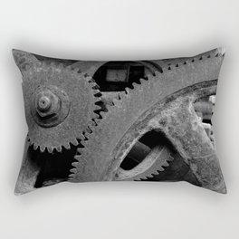 Big Gears Rectangular Pillow