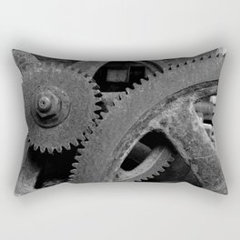 Big Gears Rectangular Pillow