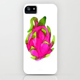 Dragonfruit no 1 iPhone Case