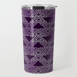 Op Art 124 Travel Mug