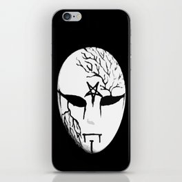 Masque of Darkness iPhone Skin