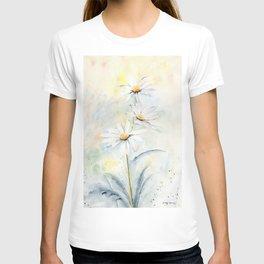 White Daisies T-shirt