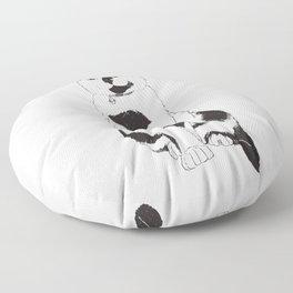 Mort Floor Pillow