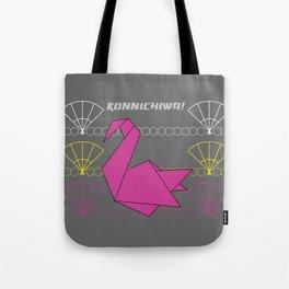Konnichiwa 4 Tote Bag