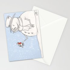 Twigs the Snowman Stationery Cards