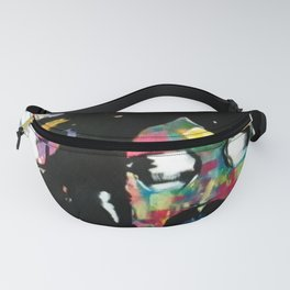 Frank Zappa Pop Art Fanny Pack